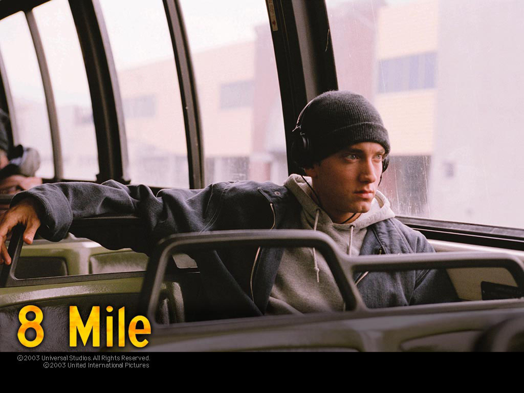 Movies Wallpaper: 8 Mile