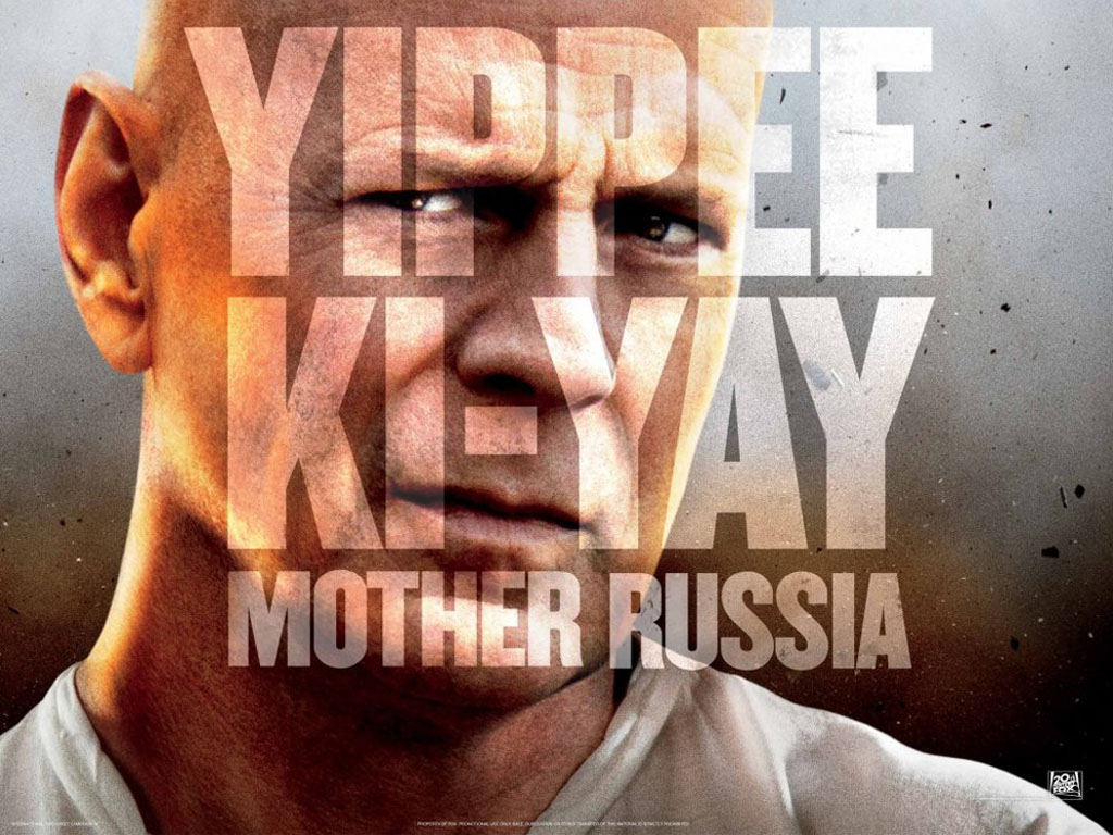 Movies Wallpaper: A Good Day to Die Hard
