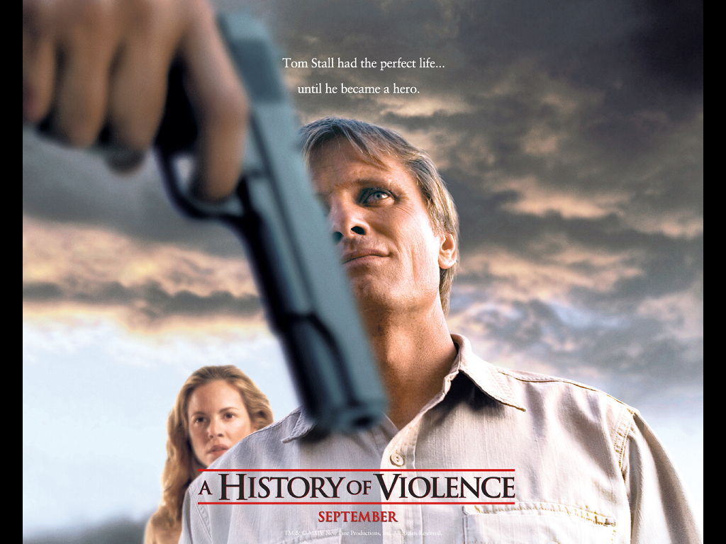 Movies Wallpaper: A History of Violence