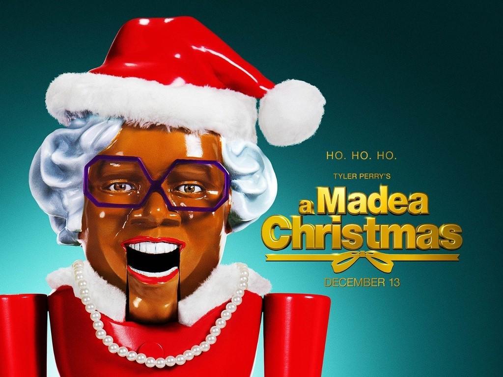 Movies Wallpaper: A Madea Christmas