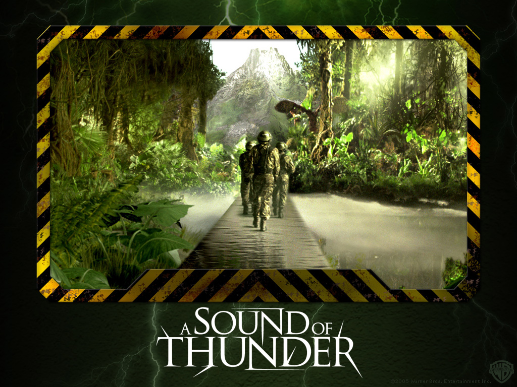 Movies Wallpaper: A Sound of Thunder