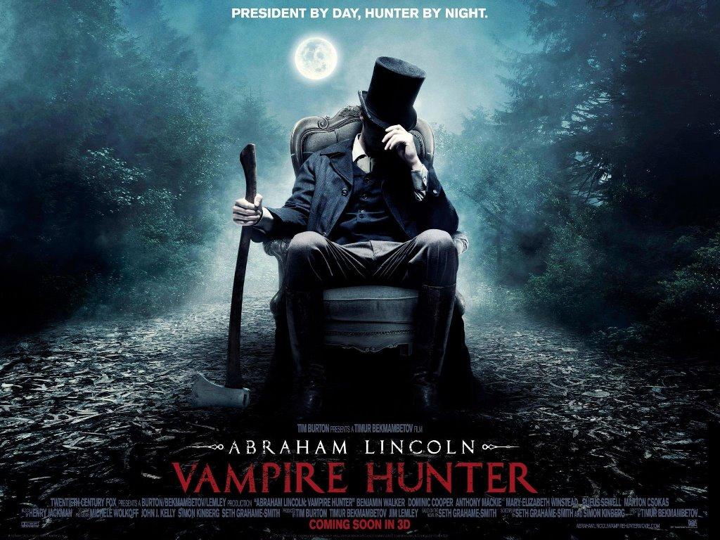 Movies Wallpaper: Abraham Lincoln - Vampire Hunter