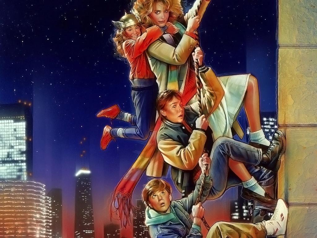 Movies Wallpaper: Adventures in Babysitting