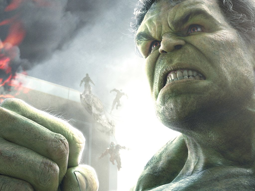 Movies Wallpaper: Avengers - Age of Ultron (Hulk)