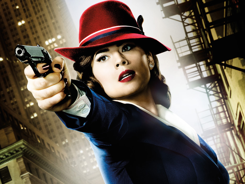 Movies Wallpaper: Agent Carter