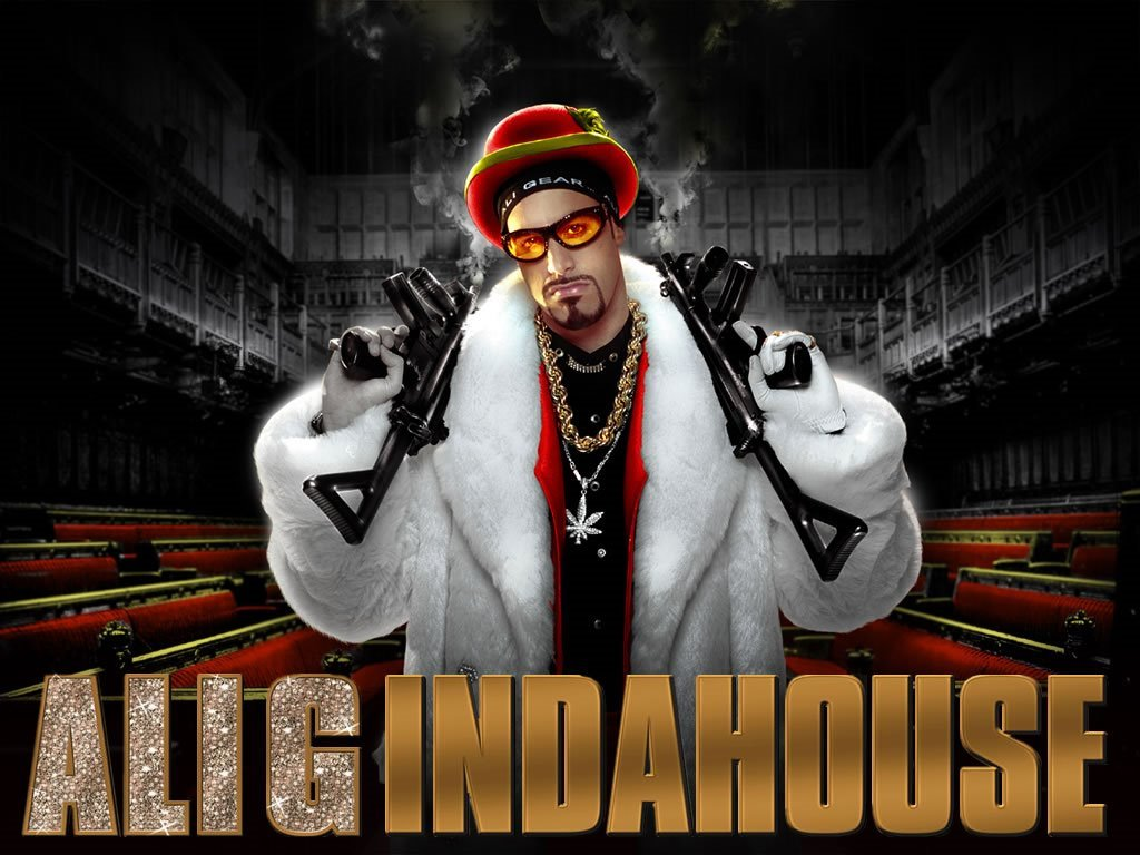 Movies Wallpaper: Ali G Indahouse