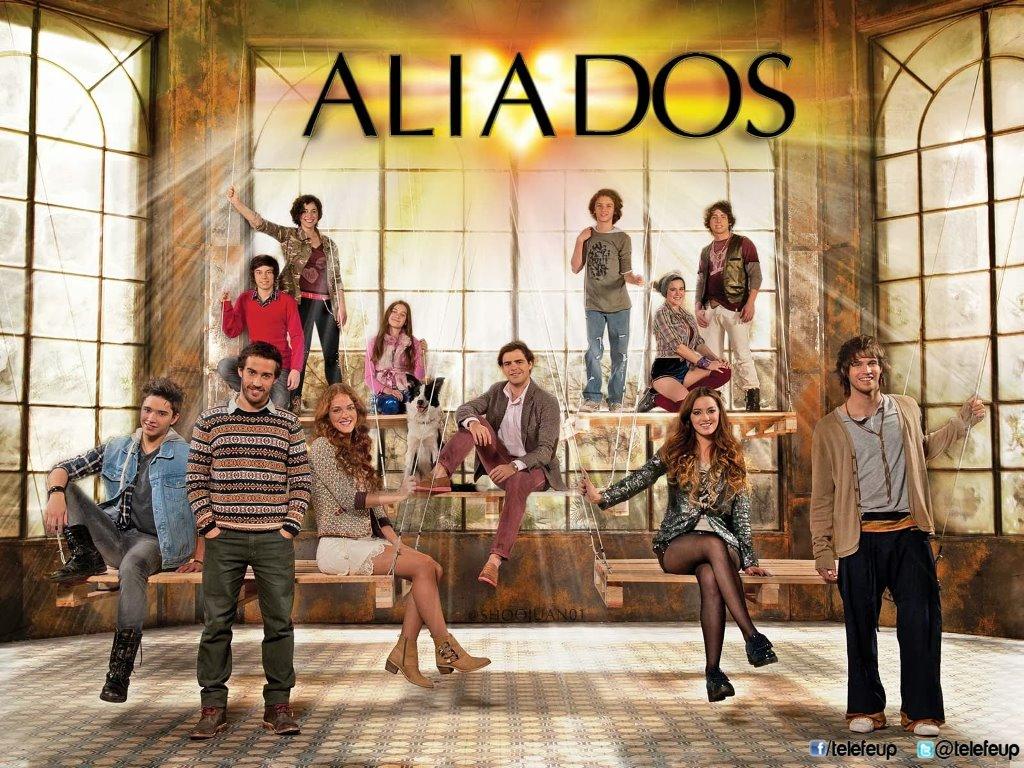Movies Wallpaper: Aliados