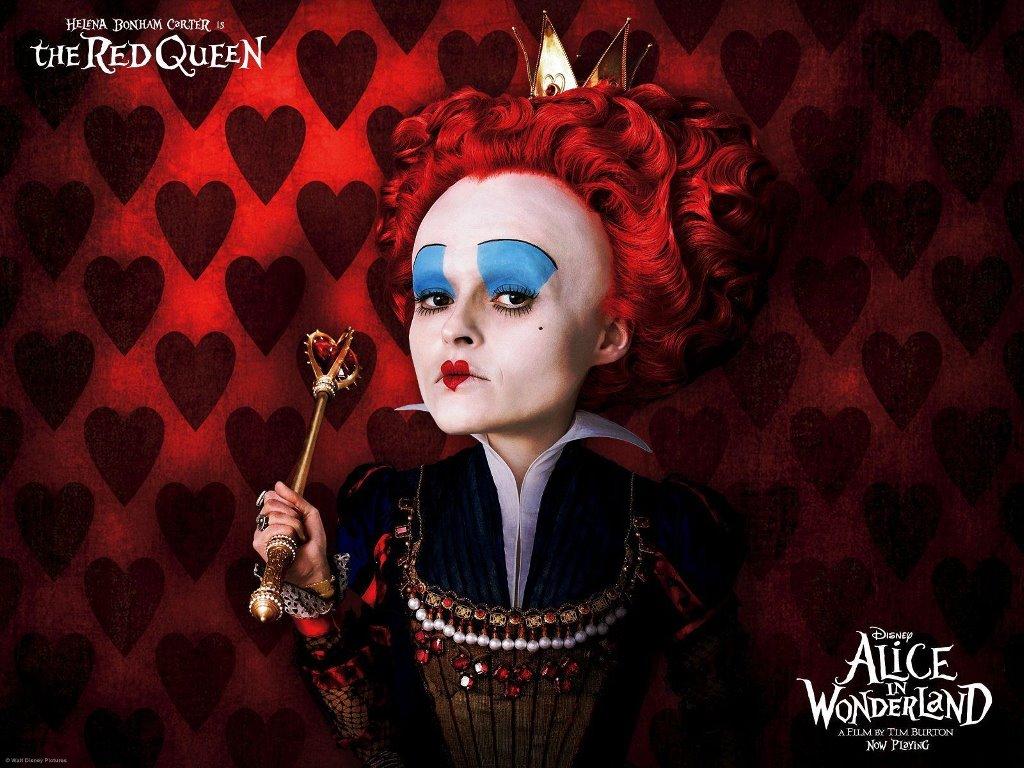 Movies Wallpaper: Alice in Wonderland