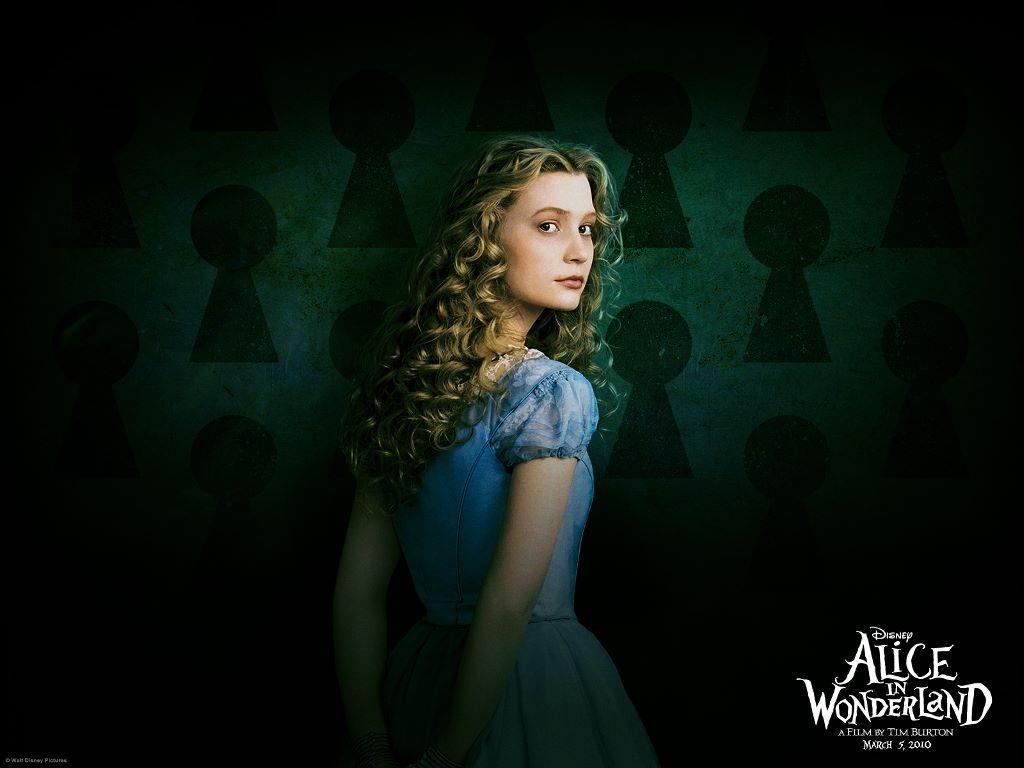 Movies Wallpaper: Alice in Wonderland 3D