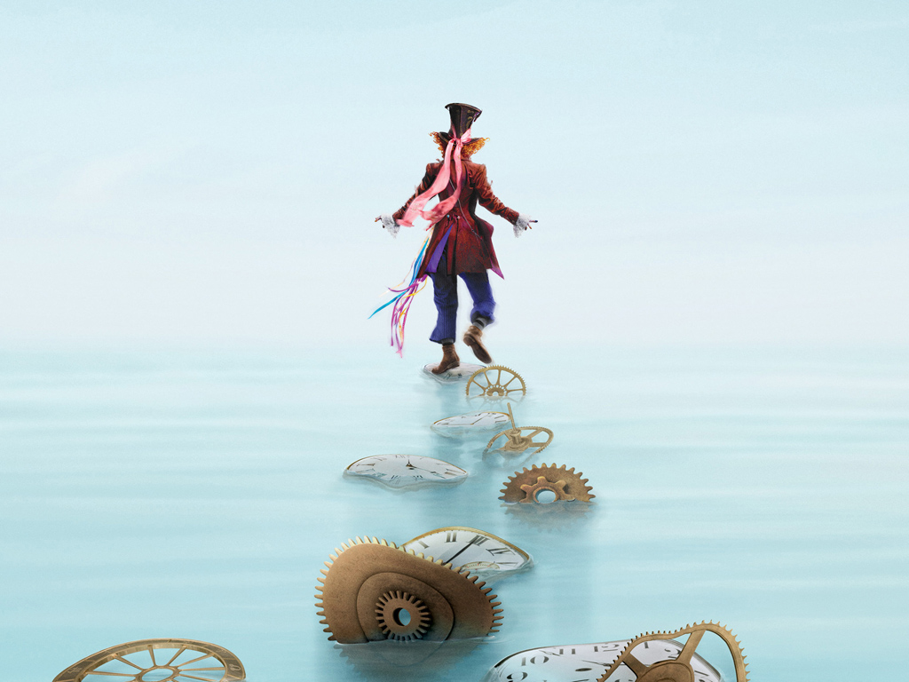Movies Wallpaper: Alice Through the Looking Glass