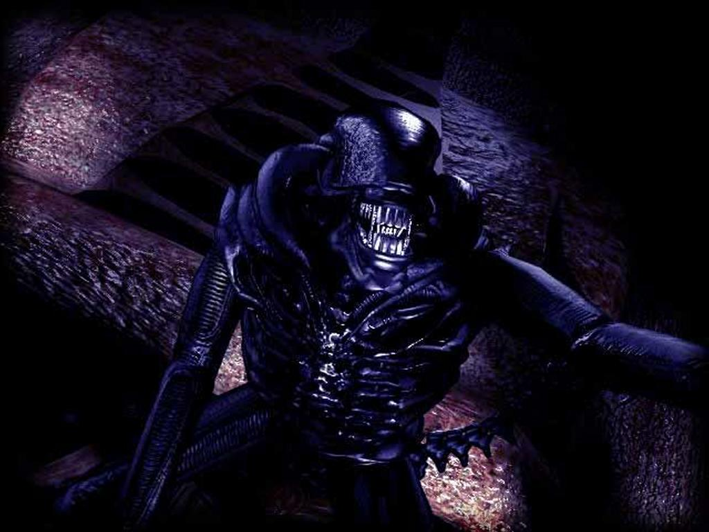 Movies Wallpaper: Alien Awaits