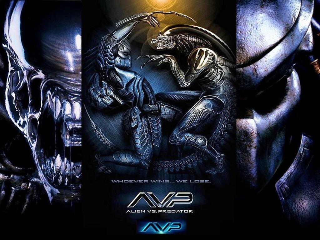 Movies Wallpaper: Alien vs. Predator (by Orhan Ucmus)
