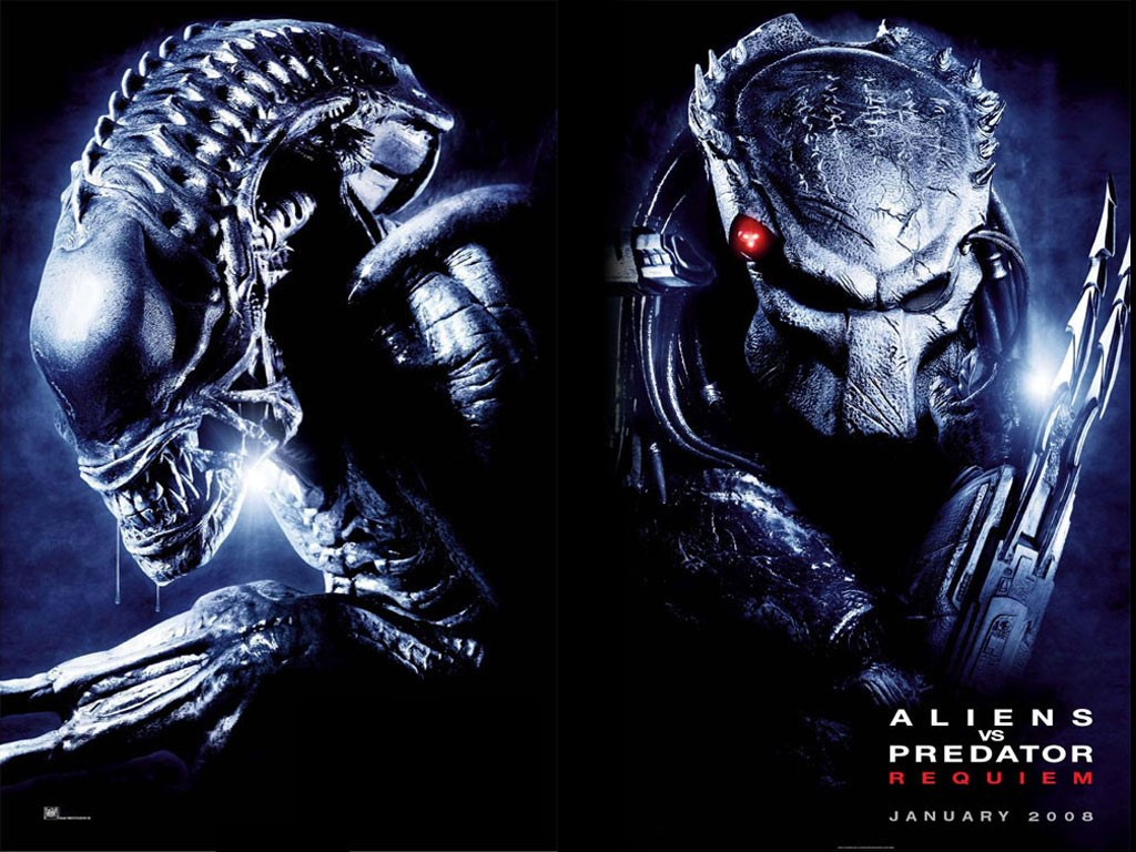 Movies Wallpaper: Aliens vs Predator - Requiem