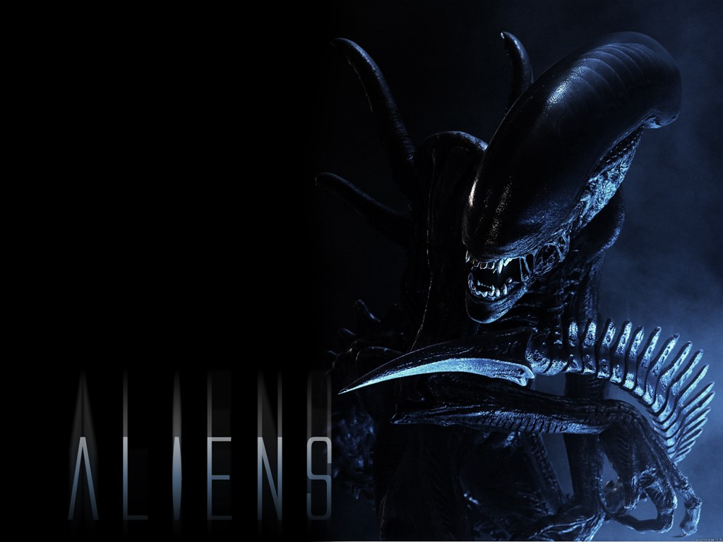 Movies Wallpaper: Aliens - Xenomorph