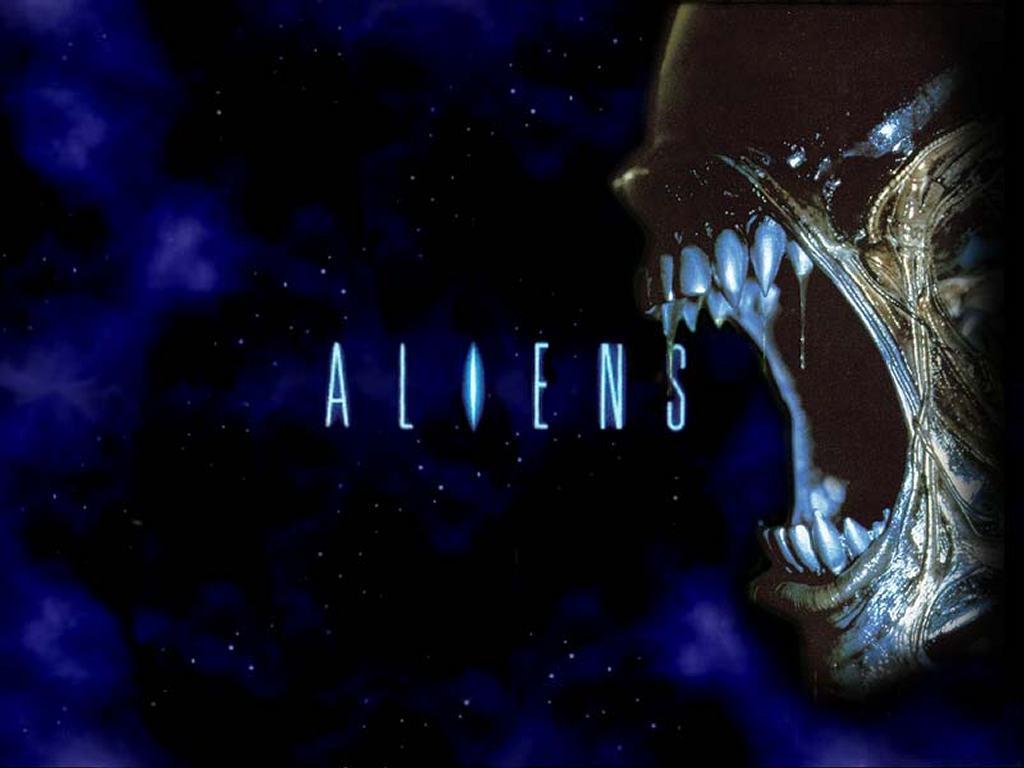 Movies Wallpaper: Aliens