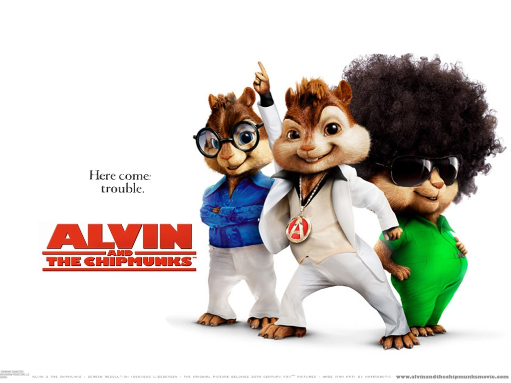 Movies Wallpaper: Alvin and the Chipmunks