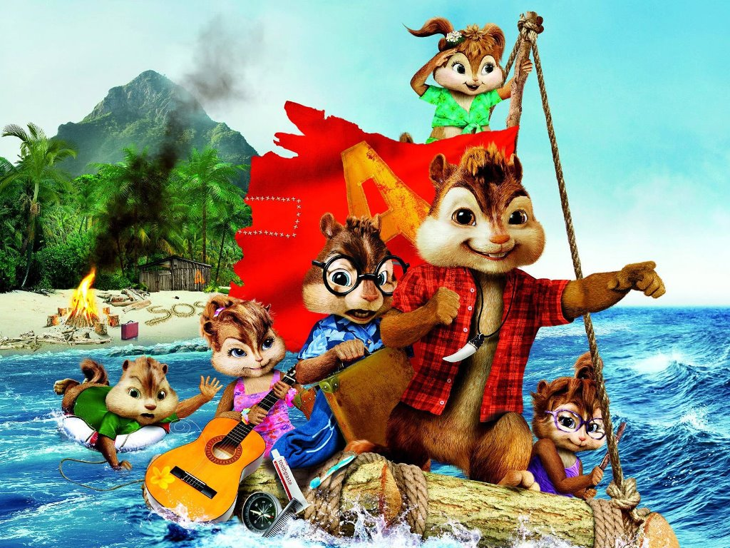 Movies Wallpaper: Alvin and the Chipmunks 3