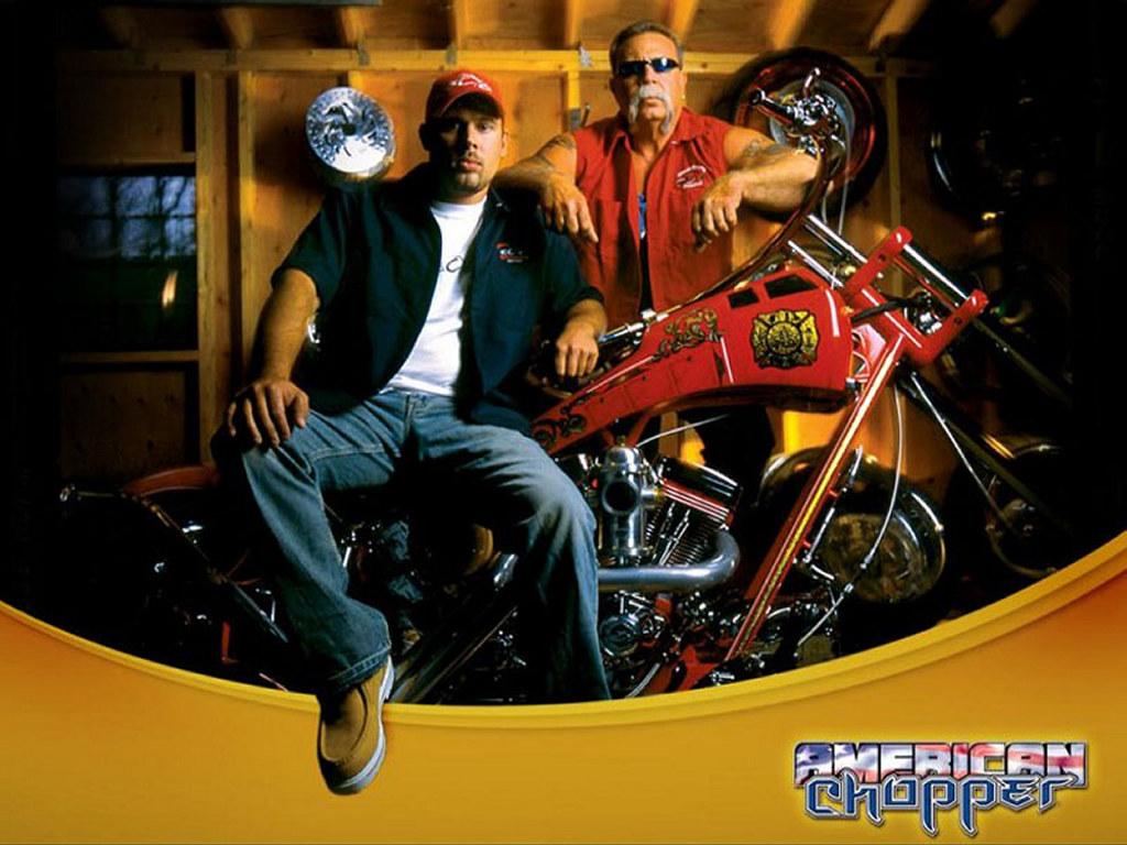Movies Wallpaper: American Chopper