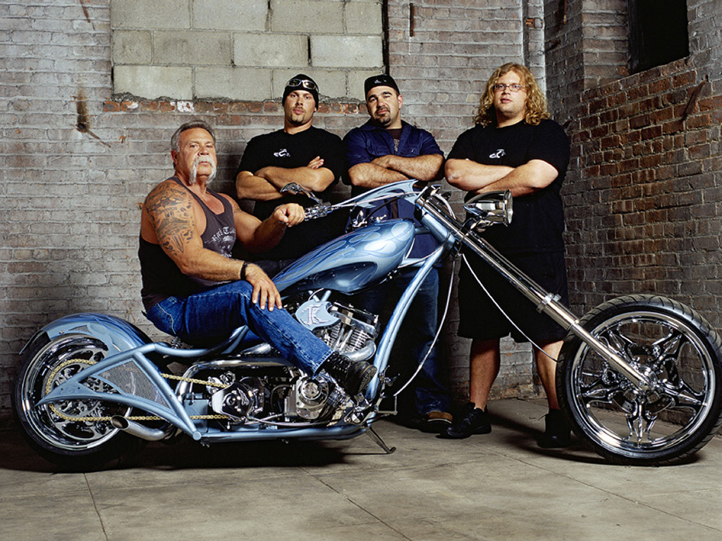 Movies Wallpaper: American Chopper