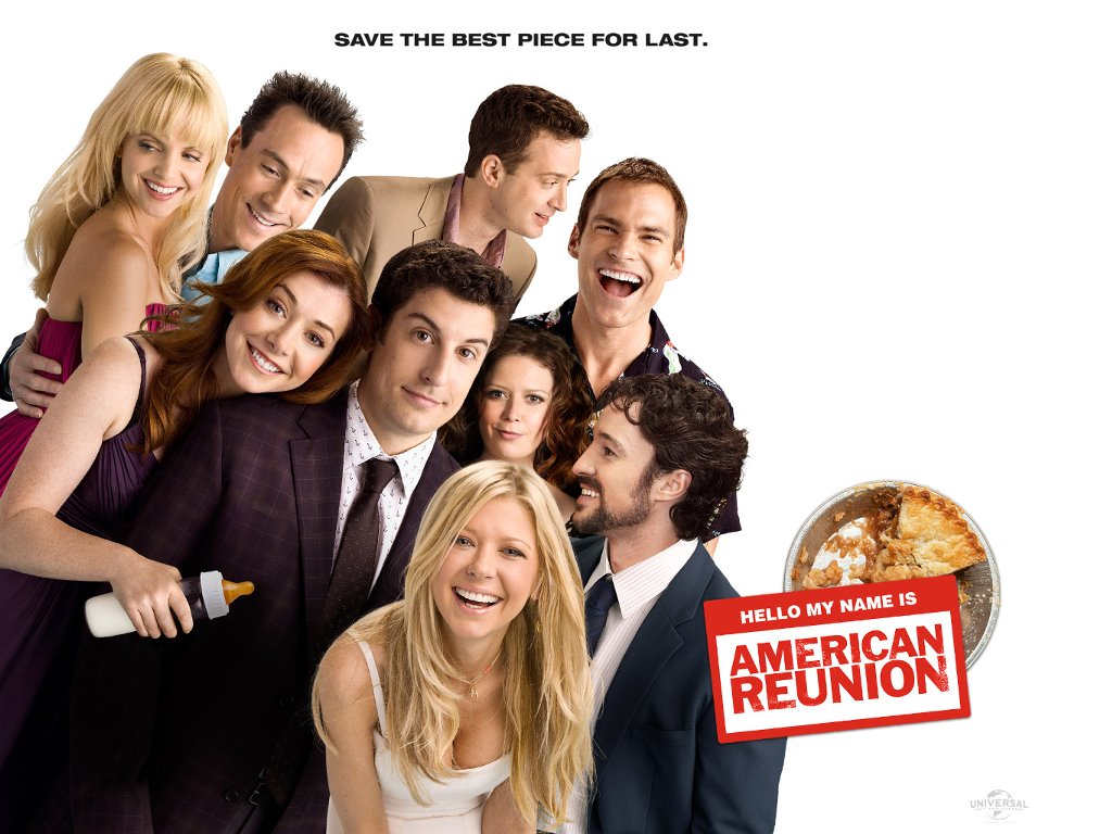 Movies Wallpaper: American Reunion