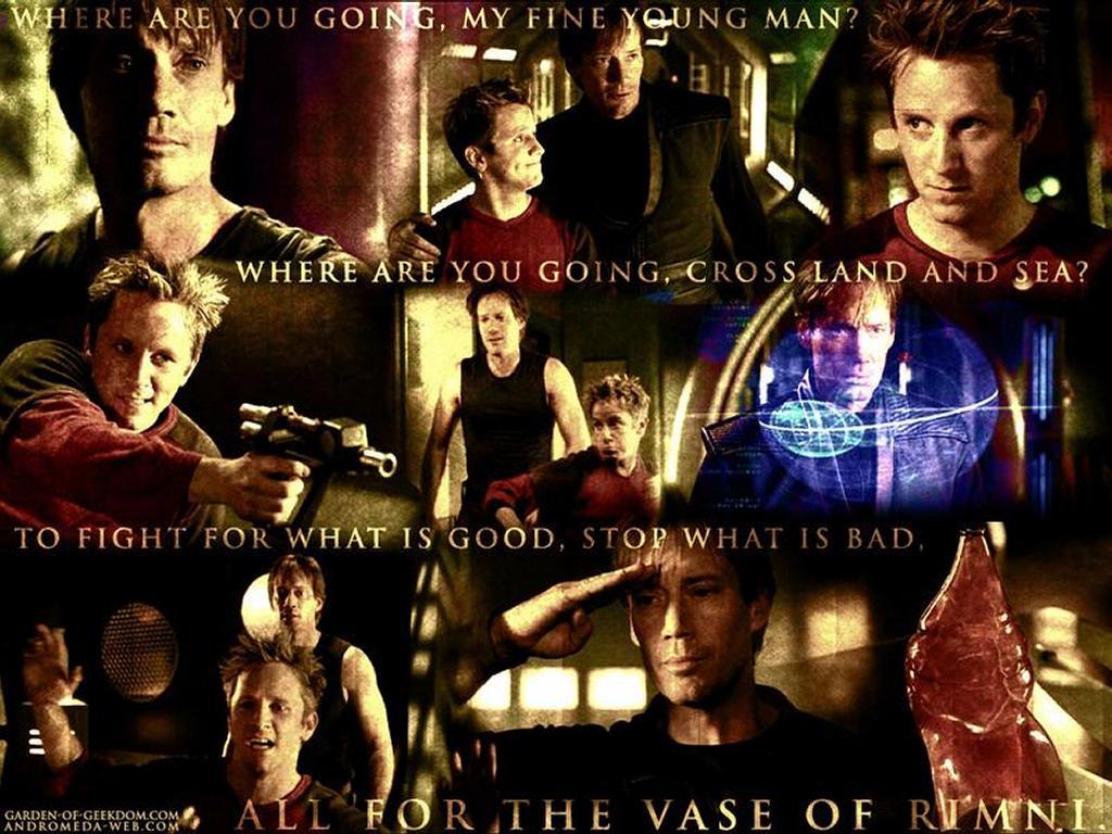 Movies Wallpaper: Andromeda