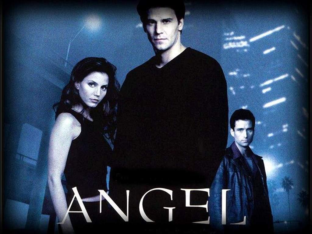 Movies Wallpaper: Angel