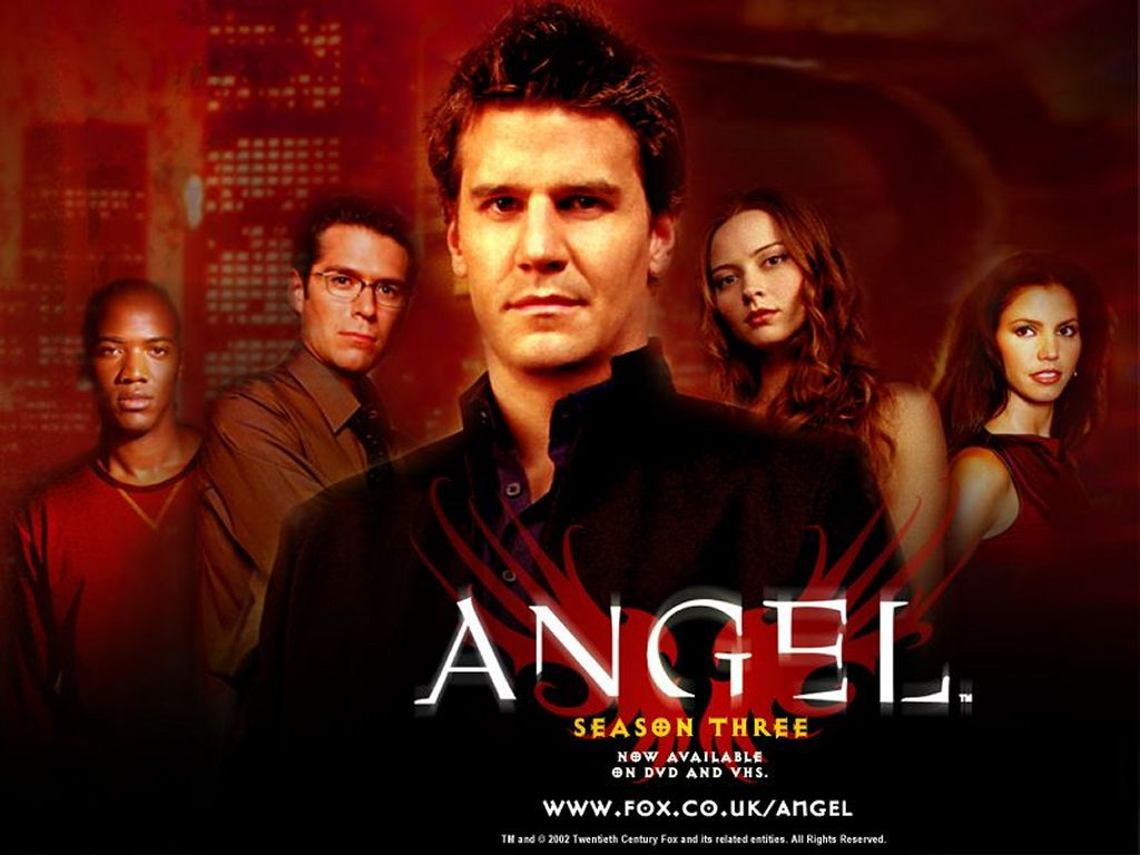 Movies Wallpaper: Angel