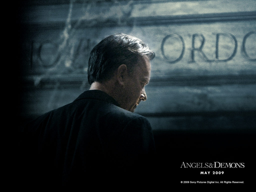 Movies Wallpaper: Angels and Demons
