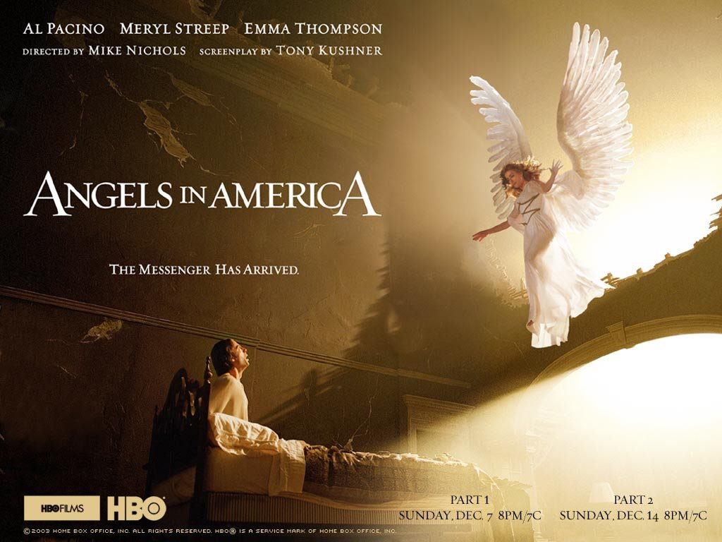 Movies Wallpaper: Angels in America