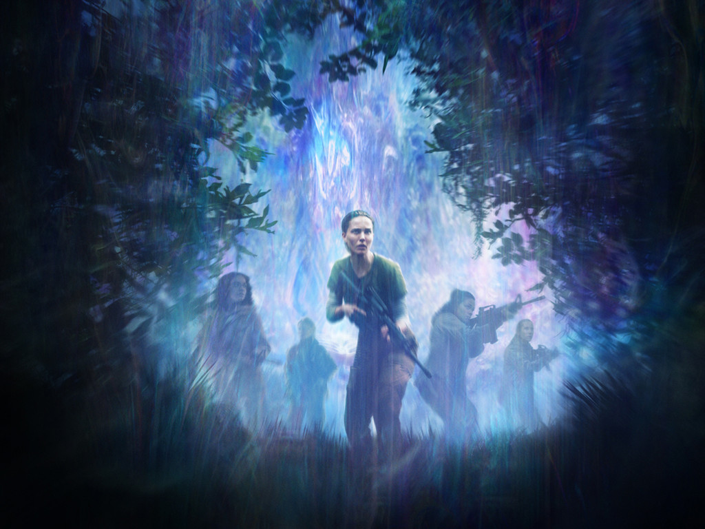 Movies Wallpaper: Annihilation