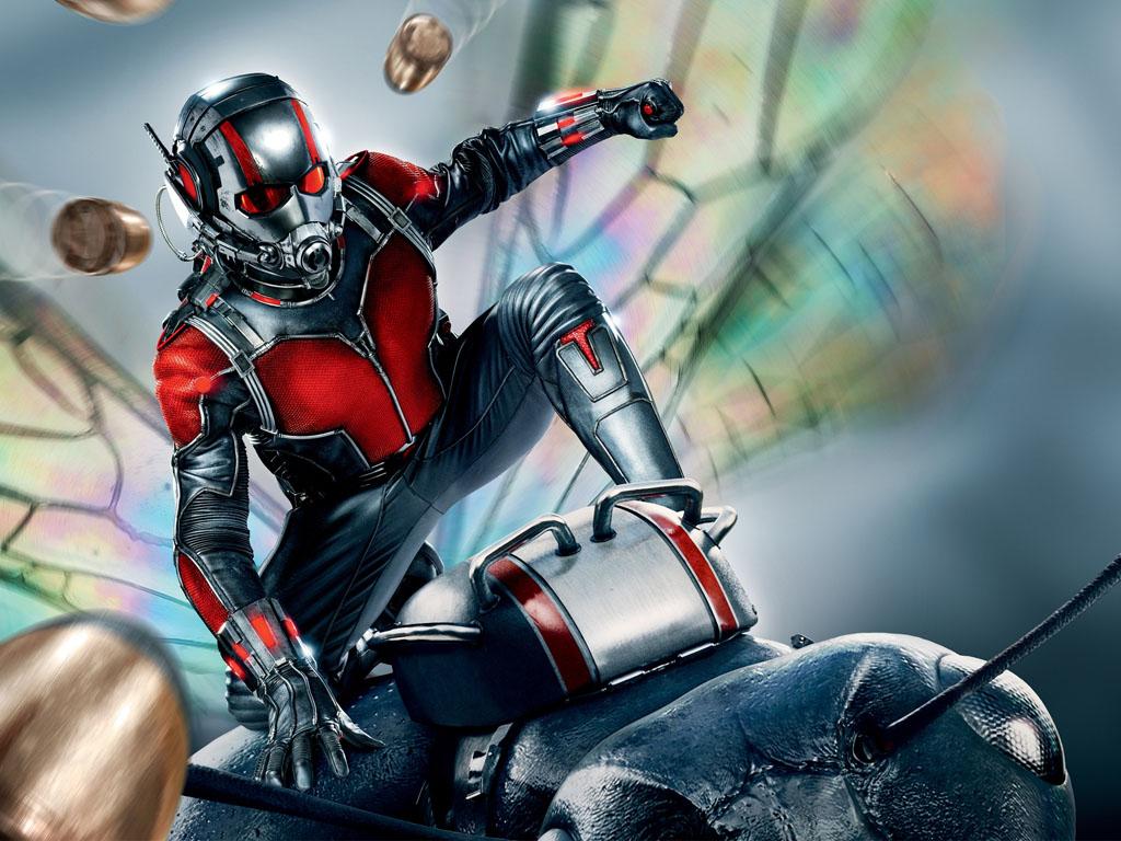 Movies Wallpaper: Ant-Man