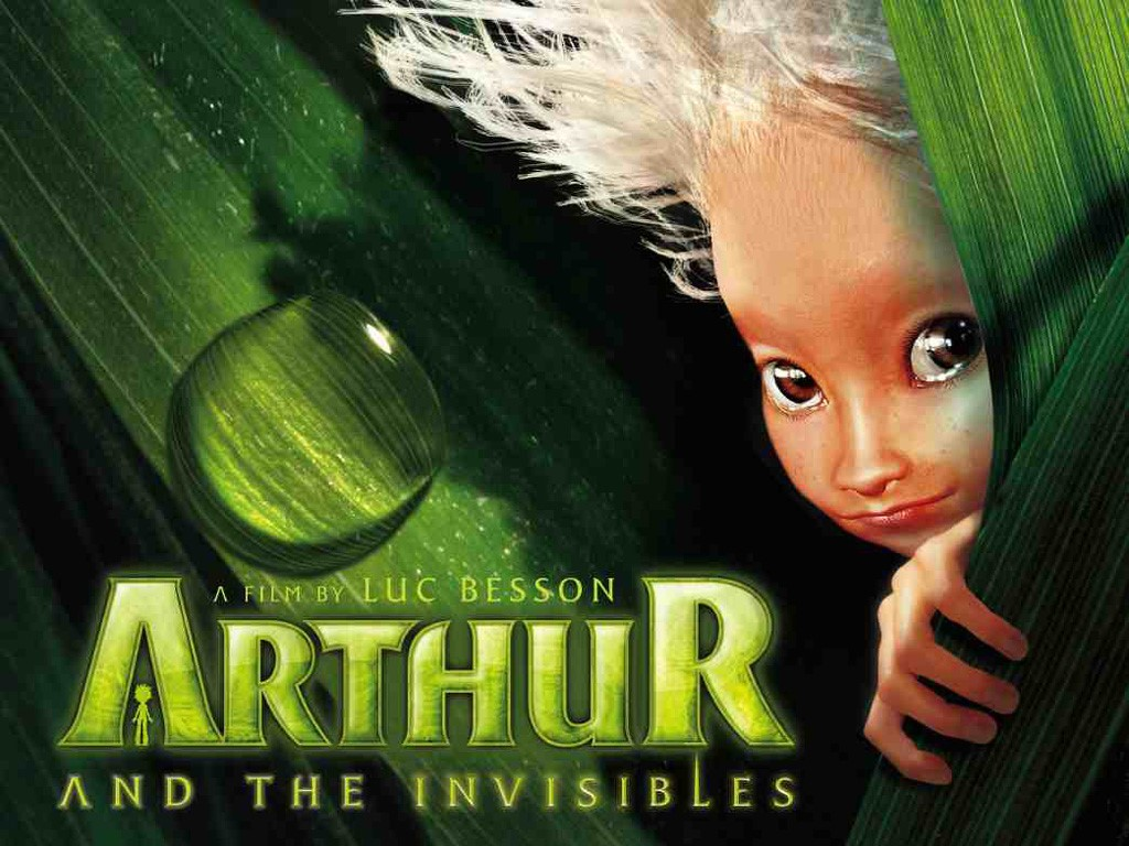 Movies Wallpaper: Arthur and the Invisibles