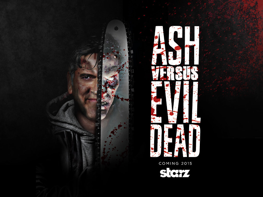 Movies Wallpaper: Ash vs. Evil Dead