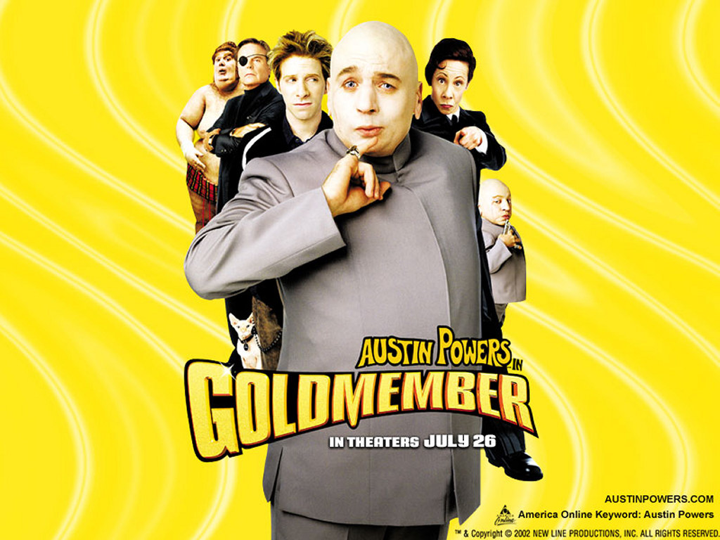 Movies Wallpaper: Austin Powers Goldmember - Dr. Evil