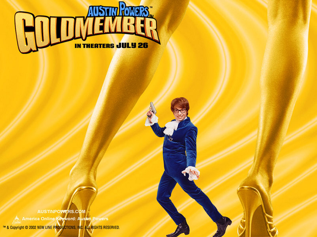 Movies Wallpaper: Austin Powers Goldmember