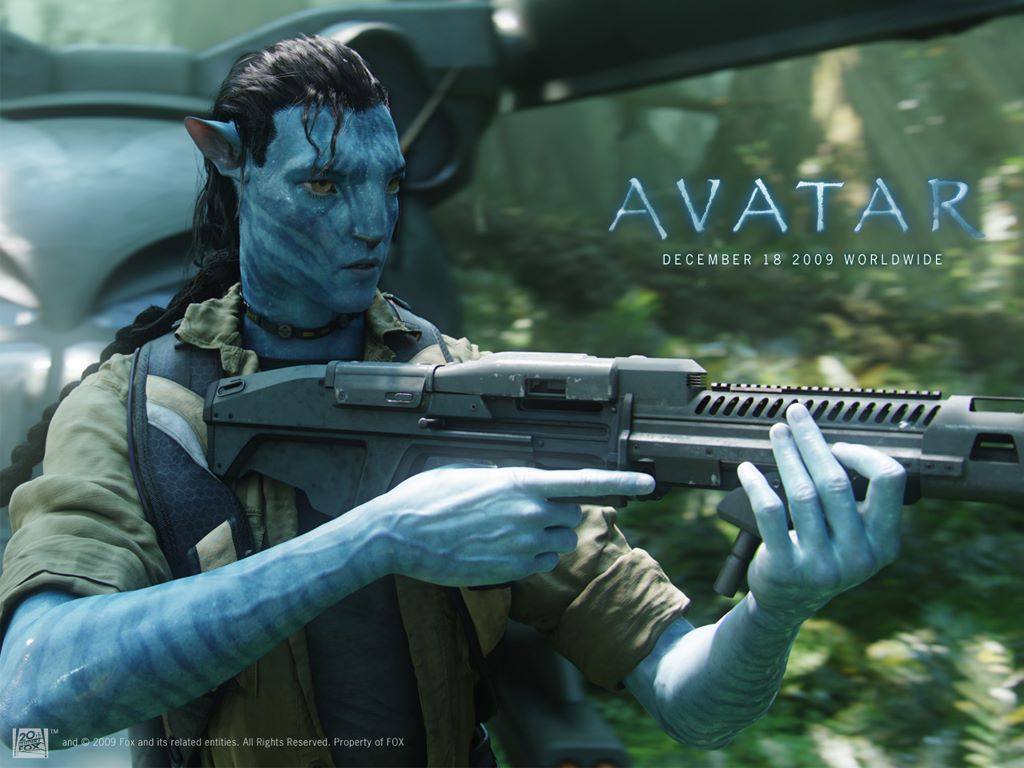 Movies Wallpaper: Avatar