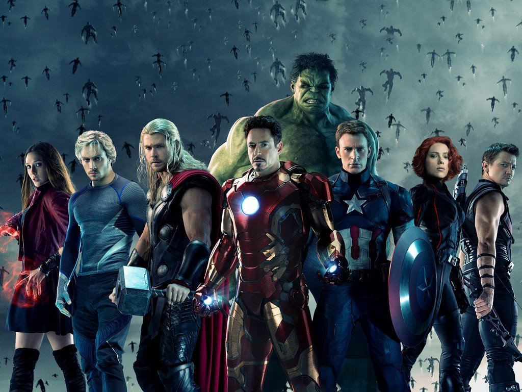 Movies Wallpaper: Avengers - Age of Ultron