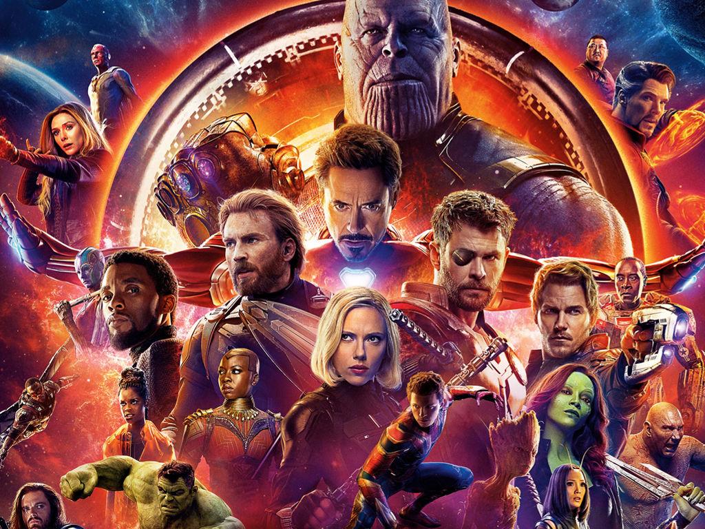 Movies Wallpaper: Avengers - Infinity War