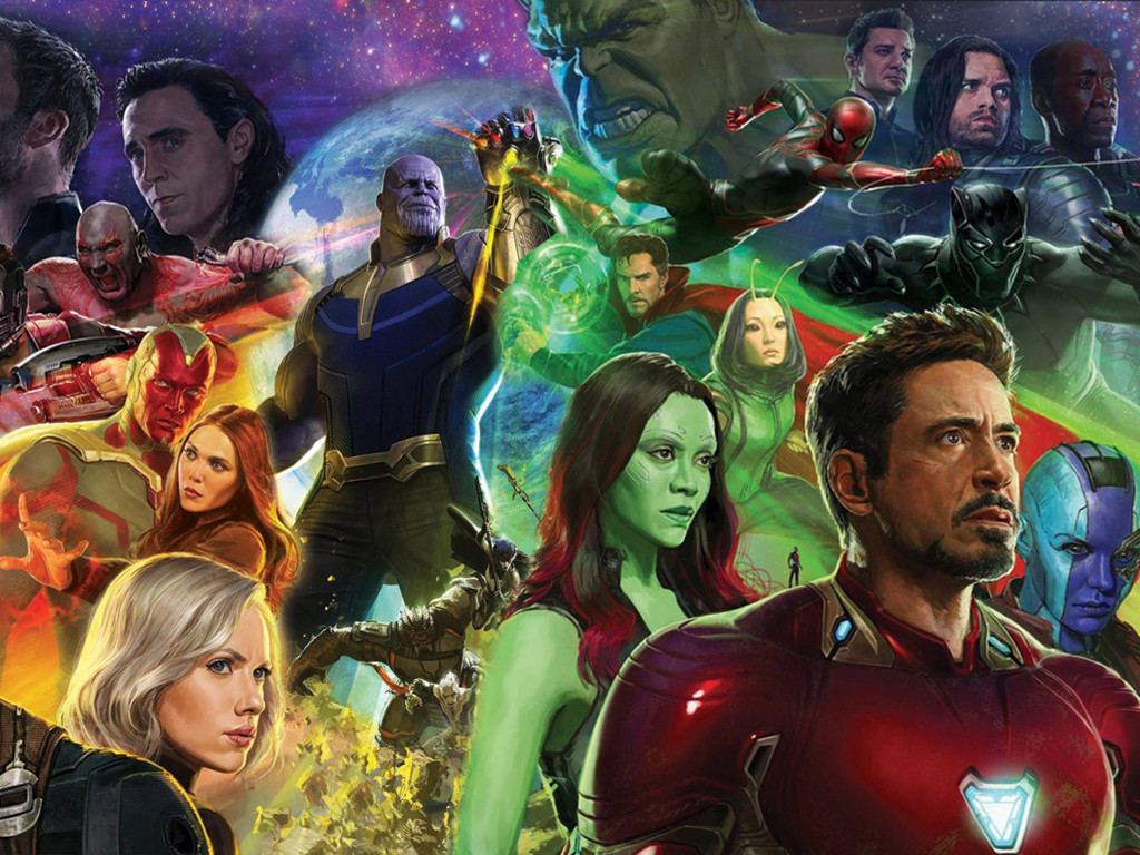 Movies Wallpaper: Avengers - Infinity War