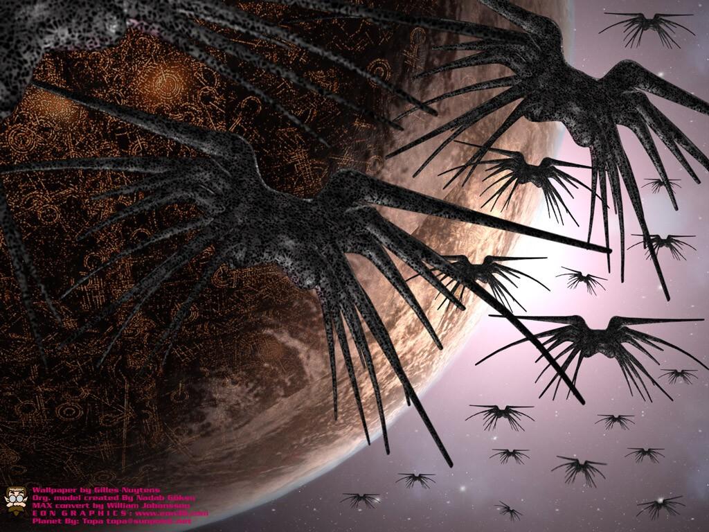 Movies Wallpaper: Babylon 5 - Shadows