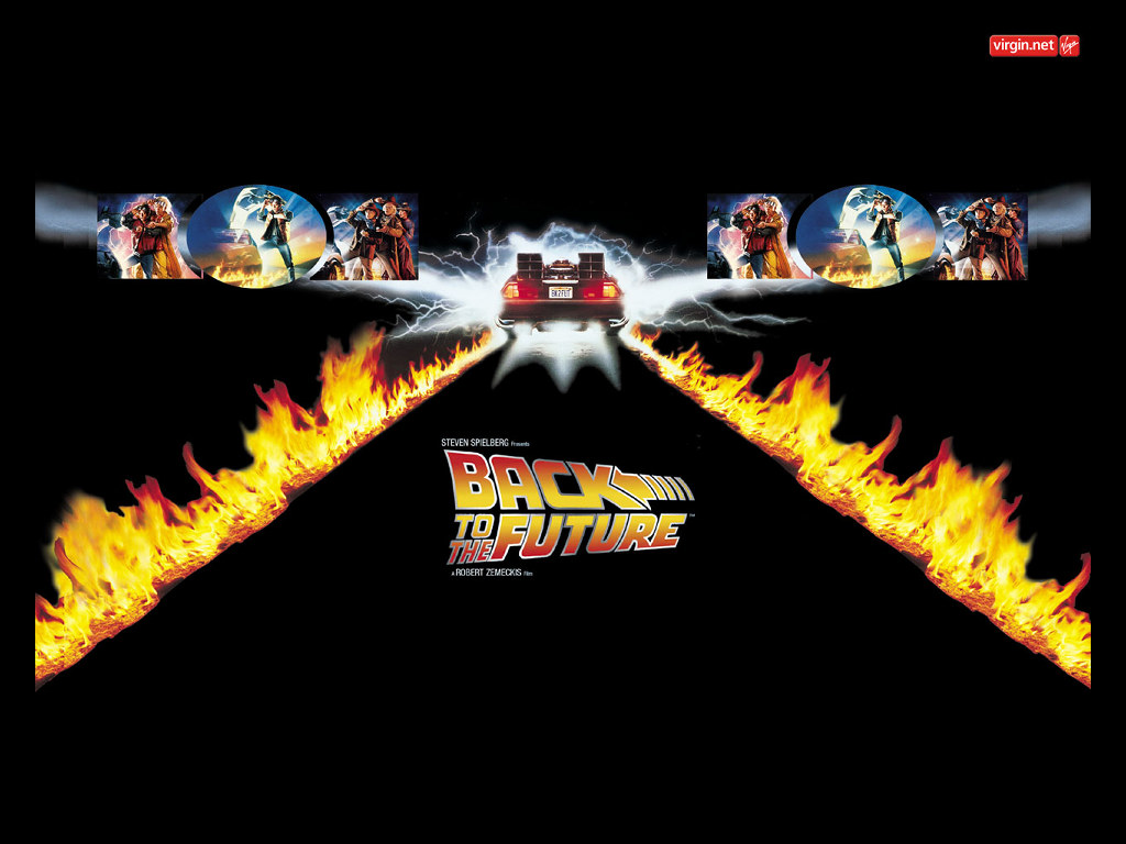 Movies Wallpaper: Back to the Future