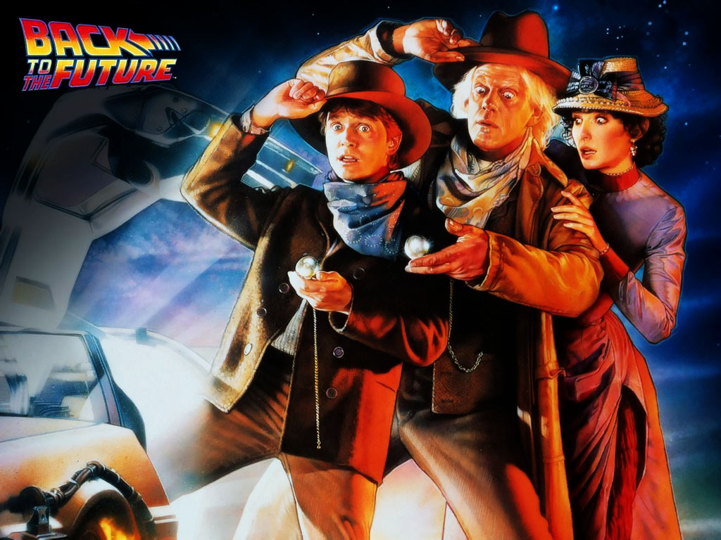 Movies Wallpaper: Back to the Future III