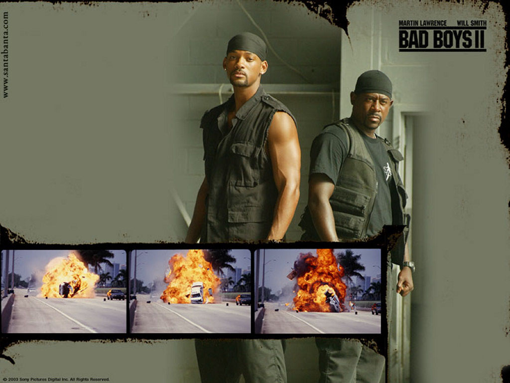 Movies Wallpaper: Bad Boys 2