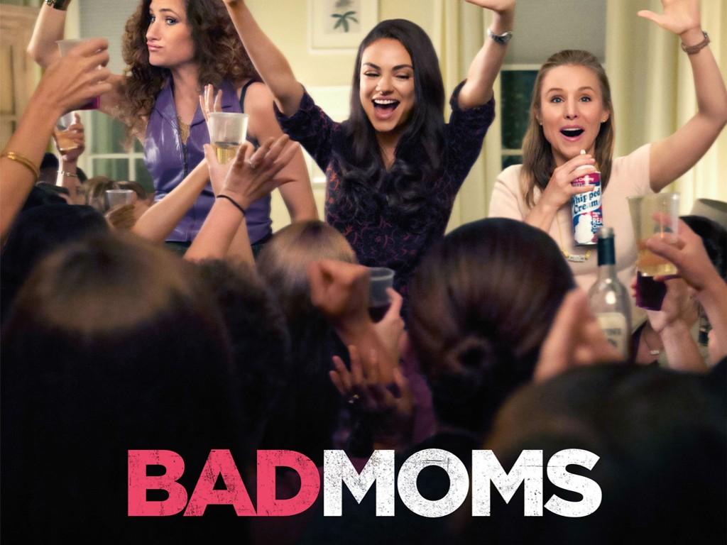 Movies Wallpaper: Bad Moms