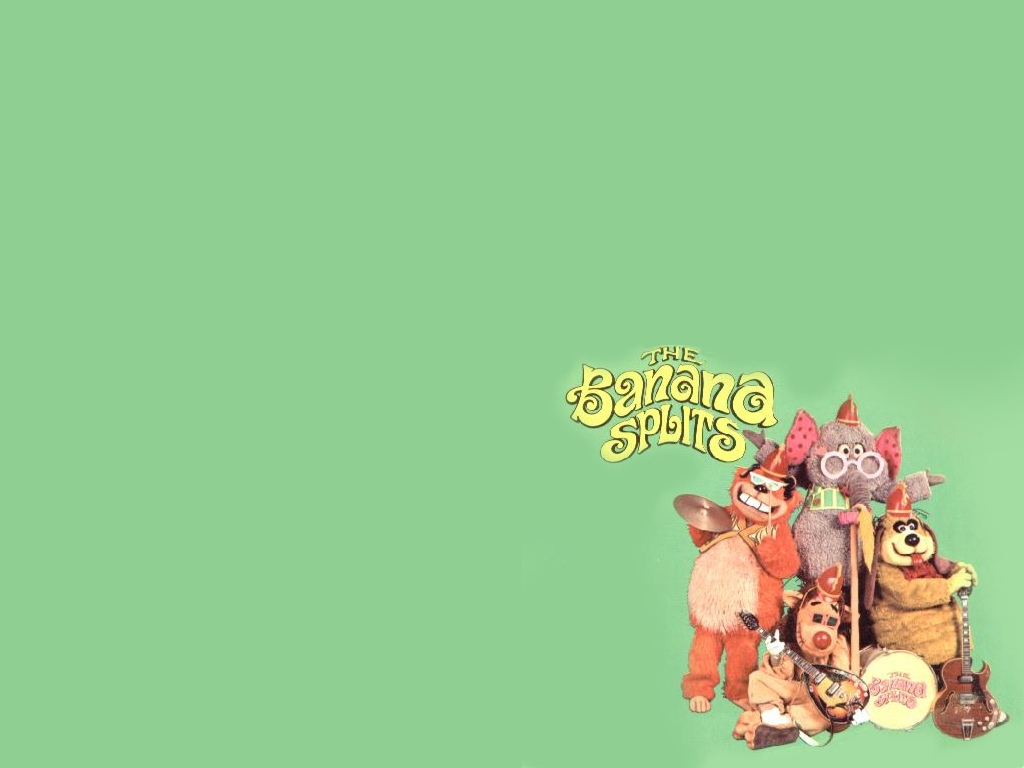 Movies Wallpaper: The Banana Splits