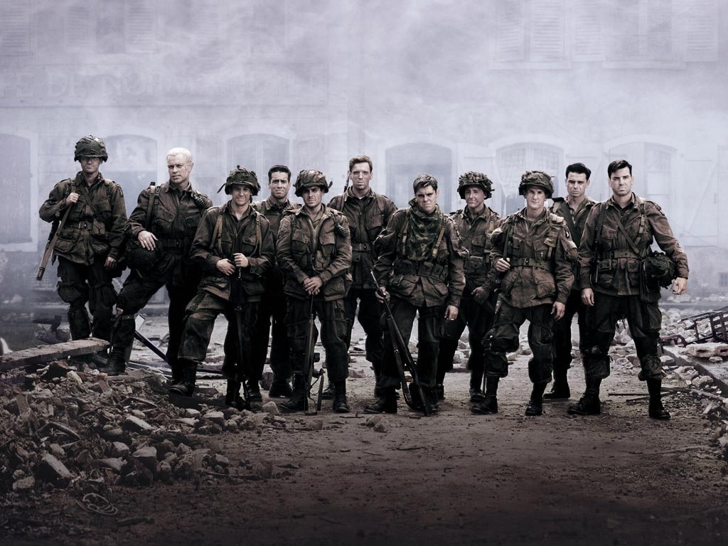 Movies Wallpaper: Band of Brothers