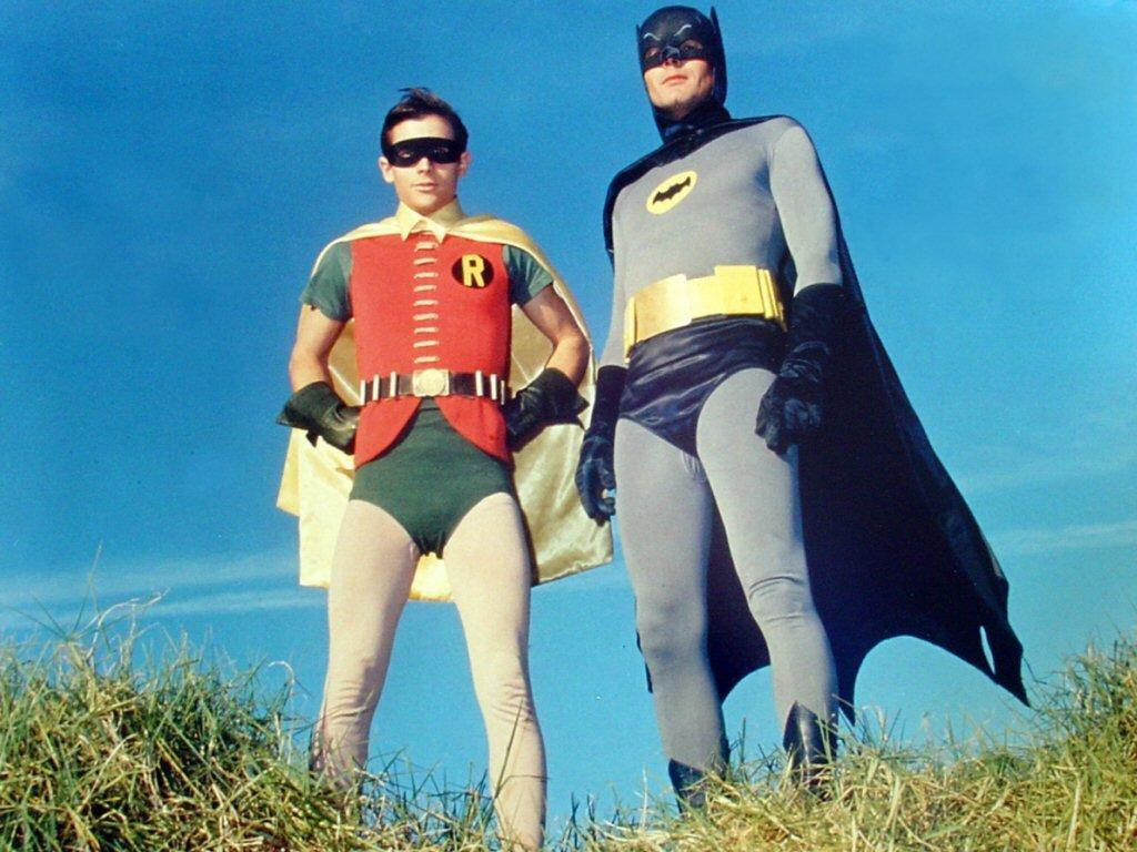 Papel de Parede Gratuito de Filmes : Batman (1966)