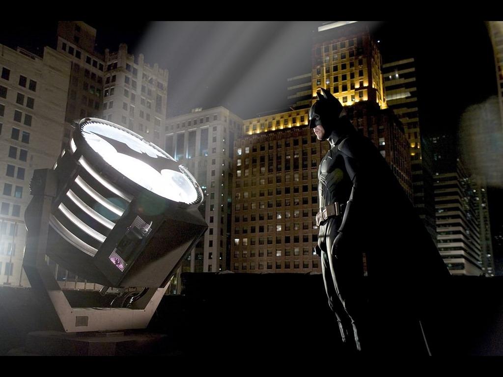Movies Wallpaper: Batman Begins