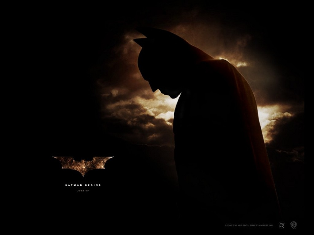 Movies Wallpaper: Batman Begins