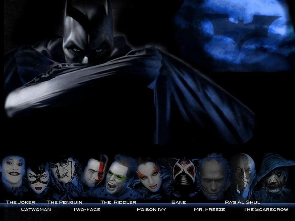 Movies Wallpaper: Batman - Movies